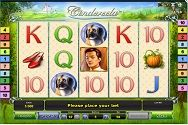Играть в игровой автомат Cindereela от казино гаминаторслотс картинка логотип