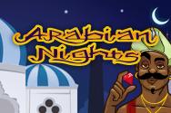 Игровой автомат Arabian Nights от гаминаторслотс онлайн картинка логотип