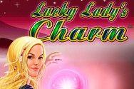 Играть в новый автомат Lucky Ladys Charm бесплатно в клубе 777 ГМСлотс картинка логотип