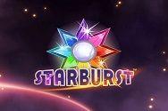 Игровой автомат Starburst от Gaminatorslots онлайн картинка логотип