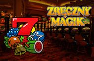 Игровой автомат Zreczny Magic в казино gmslots доступное зеркало картинка логотип