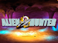 Alien Hunter от Playtech – игровой  автомат